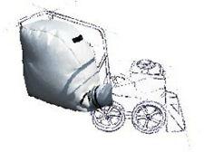 #2189 Laub- und Staubfangsack Cramer LS Serie Knebelverschluss