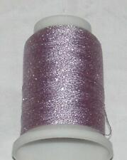 New listing New Spool Violet/Silver Sparkle Rod Winding Thread
