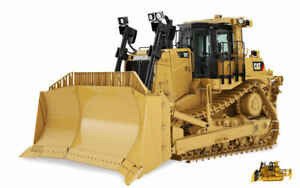 Cat D9t Track Modèl Tractor 1:50 Model Diecast Masters