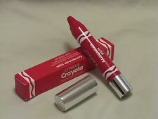 Clinique Chubby Stick 'Wild Strawberry' Sheer Pink Full Size NIB Crayola Ltd Ed