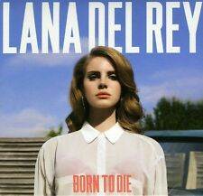 Born To Die: Deluxe Edition - Lana Del Rey (2012, CD NEUF)