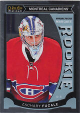 15/16 O-PEE-CHEE OPC PLATINUM ROOKIE RC #M37 ZACHARY FUCALE CANADIENS *16181