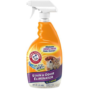 Arm & Hammer Pet Stain & Odor Eliminator For Carpet & Upholstery 32 oz