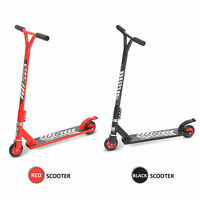 Outdoor Kids/Adult Pro Stunt Scooter Fixed Bar 360 Degree Street Kick Push Wheel