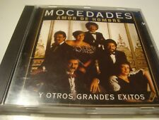 RAR CD. MOCEDADES. AMOR DE HOMBRE Y OTROS GRANDES ÉXITOS