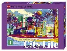 Puzzle 1000 Condividi - McCall I Love Miami von Heye
