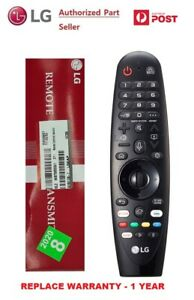 LG SMART TV MAGIC REMOTE CONTROL AN-MR650A - NEW AKB75075301 or AKB75855501