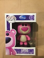 Retired Funko Pop Lotso 13 Disney Toy Story