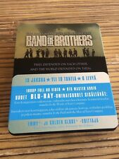 Band of Brothers - blu-ray tin / Finland