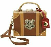 Harry Potter Hogwarts Platform 9 3/4 Suitcase School Bag Shoulder Handbag 11