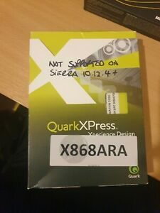 QuarkXPress 8 - Quark Xpress For Mac Genuine Authentic Software