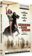 DVD : Geronimo le sang Apache - WESTERN - NEUF