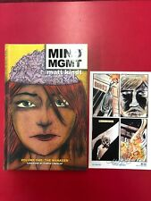 MIND MGMT Vol 1 Hardcover (2013) EX LIBRIS CHALLENGERS Edition