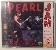"Pearl Jam ""Versus the World"" Cd, Used, Rare"