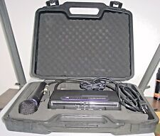 OFFERS - NOS AUDIO TECHNICA ATW-T202 WIRELESS VHF MICROPHONE & ATW-R200 RECEIVER
