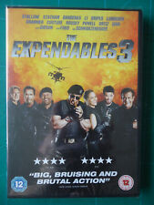 * THE EXPENDABLES 3 (Lionsgate UK DVD 2014) Sylvester Stallone NEW! SEALED!