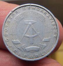 1968 GERMANIA EST D.D.R.5 Pfennig