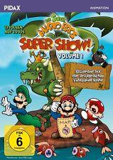 Die Super Mario Bros. Super Show - Vol. 1 * DVD Zeichentrick 13 Folgen Pidax Neu