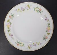 """Wedgewood England Fine Bone China 8"""" Salad Plate in the Mirabelle Pattern"""