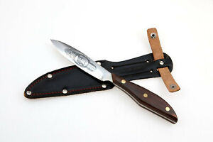 Jagdmesser Messer Gürtelmesser Taschenmesser Fahrtenmesser Lederscheide Solingen