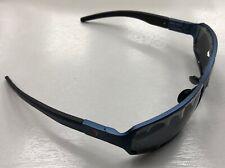 Briko Tanaga Cycling Sunglasses. Matt Blue. Smoke Lens.