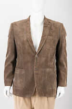NEXT Herren Brown Needlecord Kord Landhausstil Vintage Jacke XL