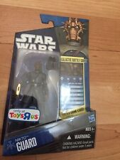 Star Wars Clone Wars Nikto Guard  exclusive MOC 2010