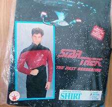 More details for star trek next gen : teal shirt / uniform : medium (xp)