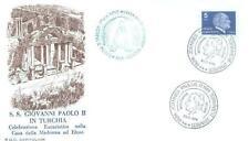 Turkey 1979 Jan Pawel II papież John Paul Pope Papa Papst Giovani Paolo (79/8)