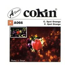 COKIN une série PROJECTEUR ORANGE FILTRE A066 EFFET SPÉCIAL coloré coloré Filtre