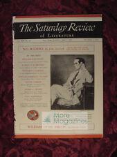 Saturday REVIEW April 1 1939 C. LA FARGE JOHN STEINBECK