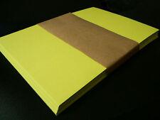 Ramette papier 80 feuilles de couleur jaune tendre A4 !