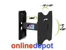"Plasma LCD LED TV Wall Mount Bracket Fits From 26"" to 42"" inch 36kg Tilt/Swivel"
