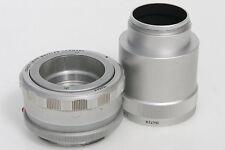 Leitz Leica 16464K & 16472K accessory tubes macro OTZFO OTSRO for camera lens