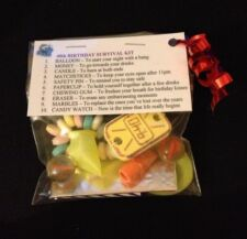 40th BIRTHDAY SURVIVAL KIT Birthday Gift 40th Present For Him Her Friend