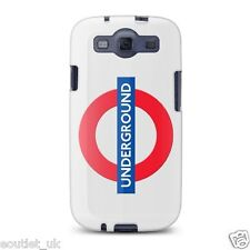 Cygnett Underground London Underground Case For Samsung Galaxy S III S3 NEW