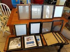 Lot of 8 x 10 cheap picture frames