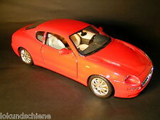 Masetati 3200 GT 1998 rot 1:18  .. Bburago Metall ..#L100