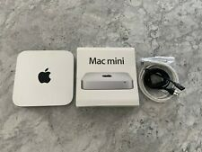 Apple Mac Mini MD387LL/A Desktop - 2.5GHz Intel Core i5, 8 GB RAM, 500 GB HD