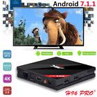 H96 Pro Plus Kodi 17.3 Amlogic S912 Octa core Android 7.1 4K TV Box 3GB+32GB