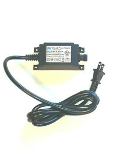 Outdoor Led Lights AC ADAPTER 8-14V DC 0.35A power / RKPO-UL120350C Rico