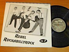 HOLLAND IMPORT ROCK & ROLL LP - VARIOUS ARTISTS - JIM JAM 8987 -