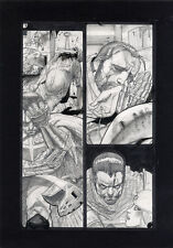 SIMON BISLEY Tower Chronicles p7 ORIGINAL COMIC ART Matt Wagner
