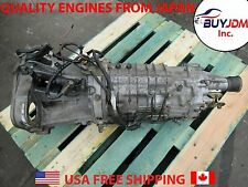Jdm Subaru Wrx Sti 6 speed Transmission TY856WB1AA EJ207 6 speed Transmission