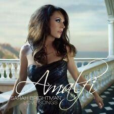SARAH BRIGHTMAN-AMALFI - SARAH BRIGHTMAN LOVE SONGS --JAPAN CD Ltd/Ed F25