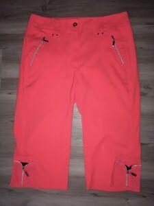 Jamie Sadock Golf Pant Capris Size 2