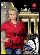 Inge Berlin Tag und Nacht Autogrammkarte Original Signiert ## BC 16465