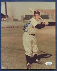 """Yogi Berra JSA Authenticated Autographed 8x10"""" Color Photograph !!!!!"""