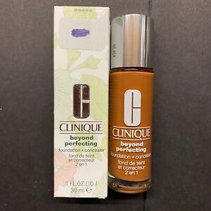 Clinique Beyond Perfecting Foundation + Concealer - 28 Clove (D-P) 1oz/30ml