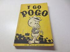 I Go Pogo by Walt Kelly vintage 1952 paperback